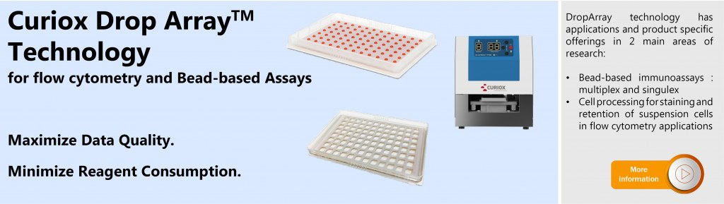 Curiox-DropArray