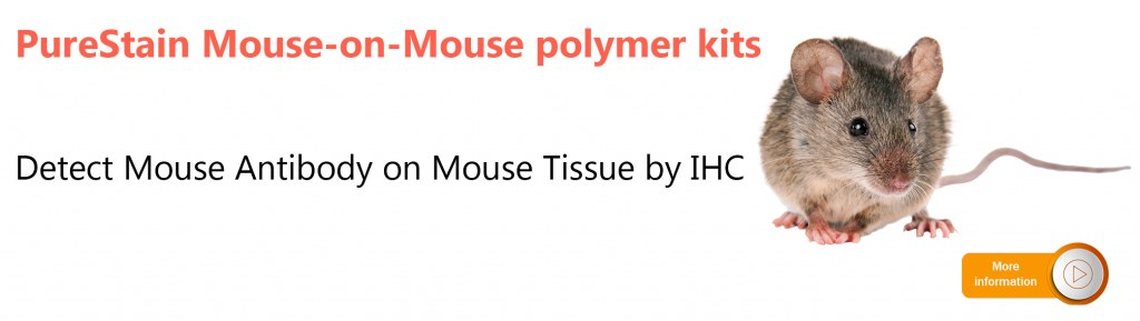 Mouse-on-Mouse IHC kits