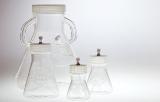 Flacons et accessoires pour les cellules d'insecte et de mammifères