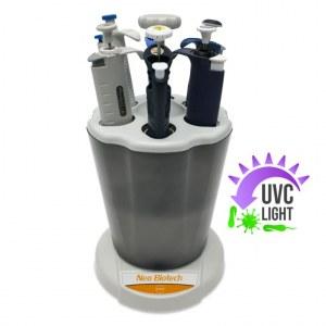 NeoLine UV - Carrousel pour pipettes avec lampe UV