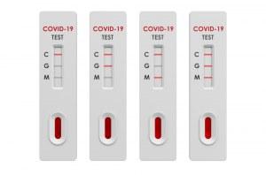 COVID-19 : Tests rapides en stock limités - Livraison en 48H et 40% de remise